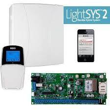 LightSYS™ 2 כולל לוח הפעלה רגיל