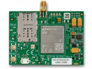 CLM412 מודול סלולרי דור 4