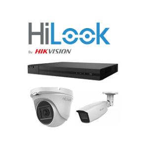 מערכות ומצלמות אבטחה HiLook