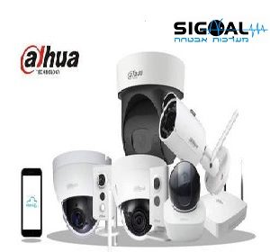 מצלמות אבטחה תוצרת Dahua