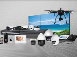 מערכות הקלטה 4IN1 למצלמות תוצרת Dahua