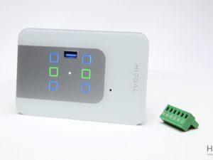 HIGOAL 6B פנל חכם 6 לחצנים ושקע USB