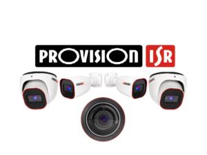 מצלמות אבטחה תוצרת PROVISION ISR